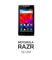 MOTOROLA RAZR(TM) IS12M