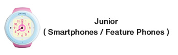 Junior ( Smartphones / Feature phones )
