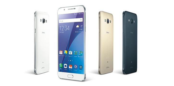 Galaxy A8 SCV32 EXYNOS 5433 1.9GHz 8コア