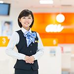 au ショップ 本通駅前 宮本さん
