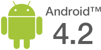 Android™ 4.2