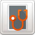 スマートフォン自動診断アプリ