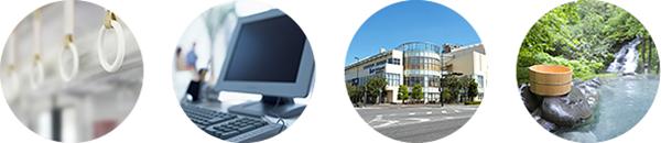 屋外・店舗・施設などの改善要望や電波状況のイメージ画像