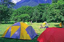 イメージ:ご利用いただけるキャンプ場・バーベキュー場