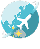 au世界サービスアプリのイメージアイコン