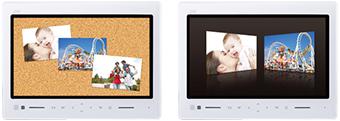 イメージ:バリエーション豊富なスライドショー効果(9種類)
