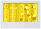 Flashアプリ「カレンダー」