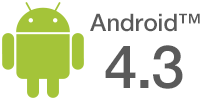 Android™ 4.3