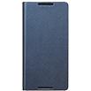 Xperia™ Z4 ブックタイプケース/Metallic Navy