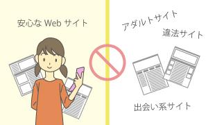 web利用制限:イラスト