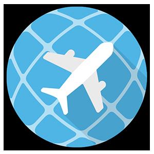 画面: 海外であなたの旅をサポートする無料のアプリ。
