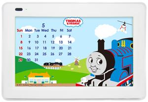 キャプチャ: 「トーマス カレンダー 01」