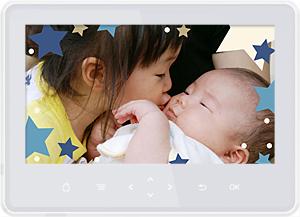 キャプチャ: 「STAR ★」(フレーム)
