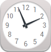アイコン:アナログ時計