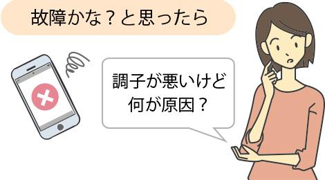 故障・修理   スマートフォン・...